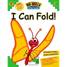 I Can Fold! (Big Skills for Little Hands)