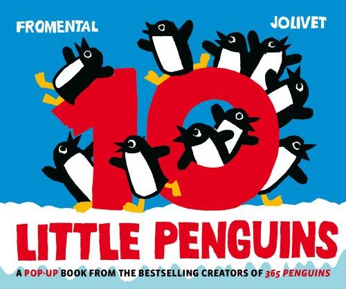 10 Little Penguins Pop-up par Joelle Jolivet