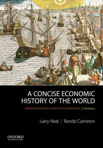 A Concise Economic History Of The World Pdf