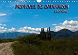PROVINCE DE CATAMARCA - ARGENTINE 2019: Balade en Catamarca, province d'Argentine