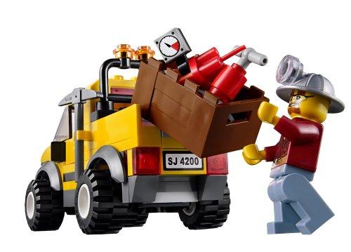 Imagen 5 de LEGO City 4200 - Todoterreno de Minería