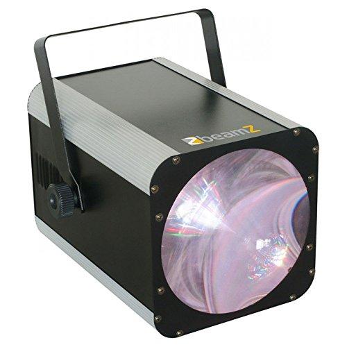 Beamz Revo 9Burst Pro BlackStroboscop- und Disco-Strahler, schwarz, LED, 187Leuchten, Blau, Rot und Weiß, 14Kanäle, Wechselstrom