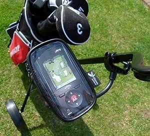 Flexibel Golf Trolley Klammer Halterung für die Callaway uPro Golf GPS system (sku 11419)