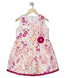 Budding Bees Pink Floral Printed Fit & F...