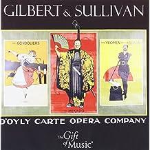 The Gondoliers / The Mikado / The Yeomen of the Guard - Gilbert & Sullivan Operettas