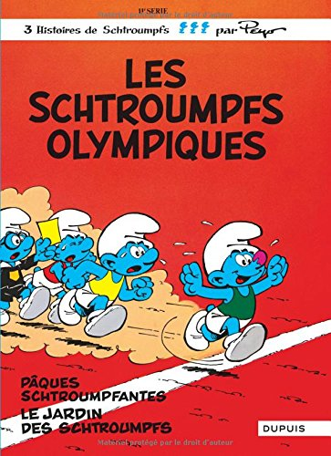 Les Schtroumpfs olympiques, tome 11