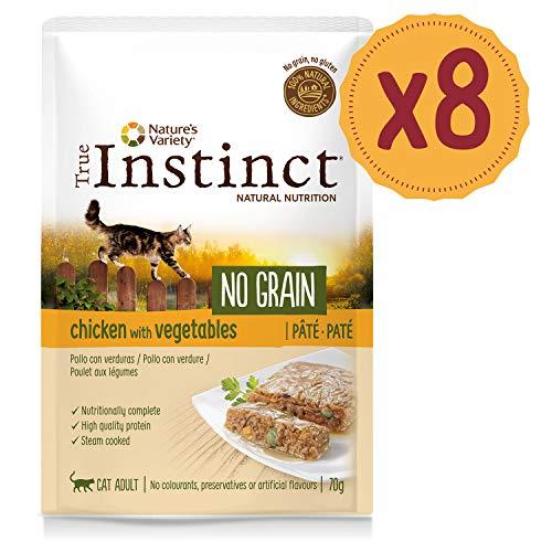 True Instinct No Grain Pack de 8...
