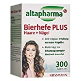 altapharma Bierhefe PLUS Haar + Nägel 180 g = 300 Tabletten