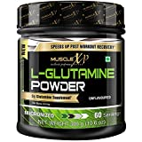 MuscleXP Micronized L-Glutamine Powder - 300 g