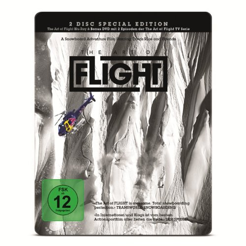 Steelbook (inkl.Preview TV-Serie) (Special Edition + DVD) [Blu-ray]