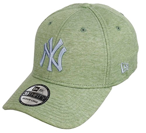 New Era Jersey Brights 39THIRTY Cap NEYYAN-Linie New York Yankees, Unisex Erwachsene, Mehrfarbig (mntsky)