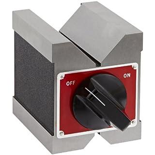 Starrett 566 Dual-Vee Magnetic V-Block, 1-3/4