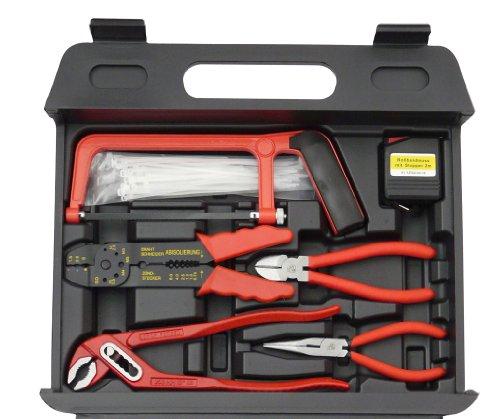 Famex Universal Werkzeugkoffer 156 teilig - 2