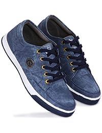 M K Footwear A Antic MOP Men's 702 Grey Casual Sneakers Shoes