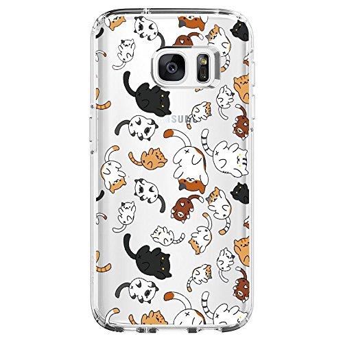 Samsung Galaxy S7 Edgecaso específicamente diseñada para Samsung Galaxy S7 Edge ideal para su uso diario. Puede proteger su teléfono perfectamente.El diseño de minimalista le otorga una sensación superior de la mano, como tener un Samsung Galaxy S7 E...