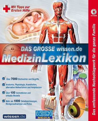 Das große Wissen.de Medizinlexikon