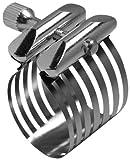 Rovner P-1RVS Platinum Soprano Saxophone Ligature