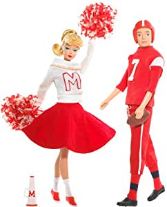 Campus Spirit Barbie and Ken Giftset 2008