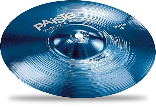 Paiste 900 Color Sound 10'' Splash - Blue