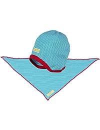 loud + proud Unisex Baby Mütze Mütze + Tuch