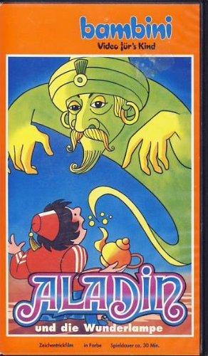 Preisvergleich Produktbild Bambini - Aladin und die Wunderlampe (Zeichentrick / MCP)