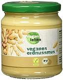 vegan leben Erdnussmus Bio, 3er Pack (3 x 250 g)