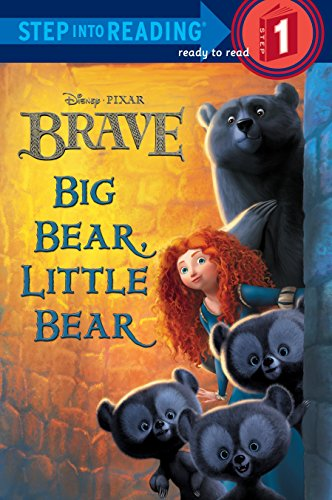 Big Bear, Little Bear (Step Into Reading, Step 1: Brave)
