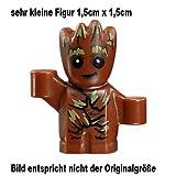 LEGO Guardians of the Galaxy Vol. 2 Minifigur Groot (sehr kleine Figur 1,5cm x 1,5cm) 76081 76080