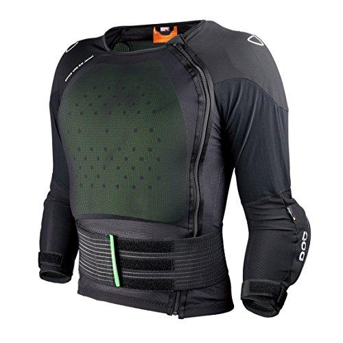 POC Spine VPD 2.0 DH Jacket - Protección de ciclismo para hombre, color negro, talla XS-S
