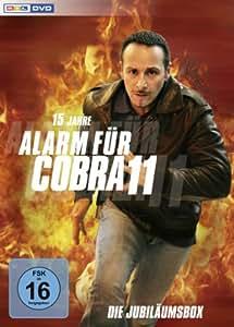 Alarm für Cobra 11 - Die Jubiläumsbox [2 DVDs]