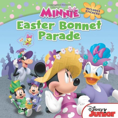 Minnie Easter Bonnet Parade: Includes Stickers (Disney Junior: ()