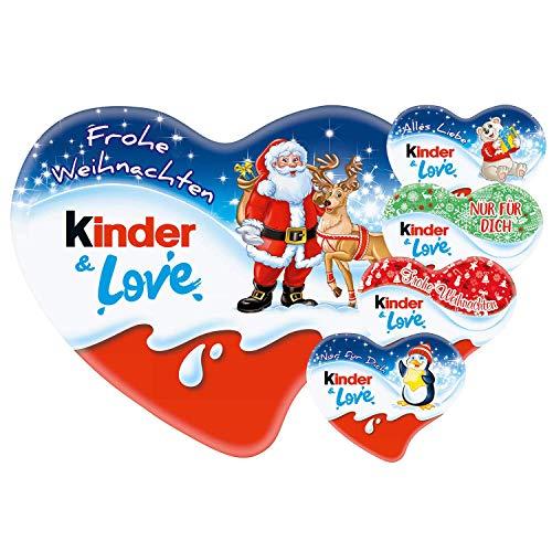 Ferrero Kinder Love Herz