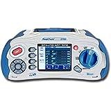 PeakTech VDE-0100 Installationstester mit Farb-TFT Anzeige und Bluetooth/USB/SD-Karte, 1 Stück, P 2755