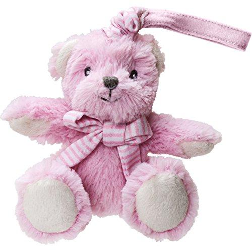 Suki Gifts 10099 Hug-a-Boo Aufziehbarer Teddybär Rosa