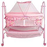 #5: Baybee LovelyNest Baby Swing Cradle