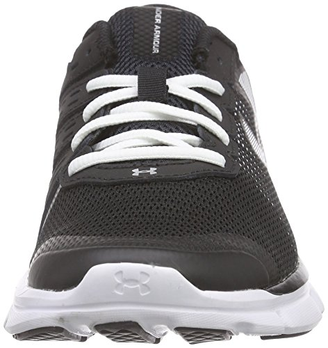 Under Armour Damen Ua W Micro G Speed Swift Laufschuhe Schwarz (BLK/WHT/WHT 1)