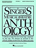 Singer's Musical Theatre Anthology: Tenor