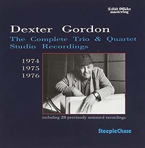 The Complete Trio & Quartet Studio Recordings 1974-76