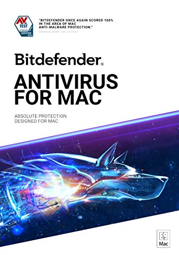 Price comparison product image Bitdefender Antivirus for Mac / Download / Standard / 3 Mac / 1 Year / Mac / Online Code