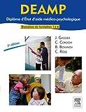 DEAMP: Diplôme d'État d'aide médico-psychologique (French Edition)