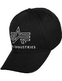 Alpha Industries Mujeres Gorras / Gorra Snapback Big A Classic
