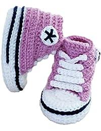 Stivaletti Sneaker Scarpe Bambino Uomo Converse Lana (Autunno, Inverno) a Mano di Alta qualità.