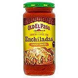 Old El Paso 340g De Salsa Para Enchiladas