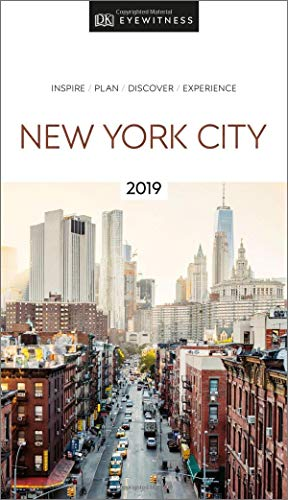 DK Eyewitness Travel Guide New York City: 2019 (Eyewitness Travel Guides)