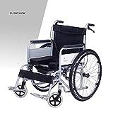T-Rollstühle Multifunktions-Rollstuhl, Klapp-, WC-, Portable-, Multifunktions-Klapprad