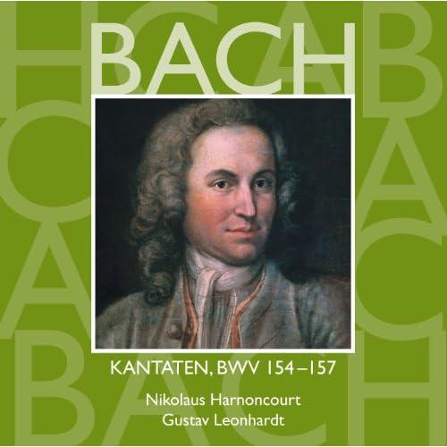 """Cantata No.156 Ich steh mit einem Fuss im Grabe BWV156 : V Recitative - """"Und willst du, dass ich nicht soll kranken"""" [Bass]"""