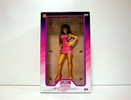 Lupin III DX Figure Fujiko Mine Collection One Piece Pink Ver (japan import)