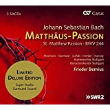 Bach: Matthäus Passion BWV 244 (Limited Deluxe Edition)