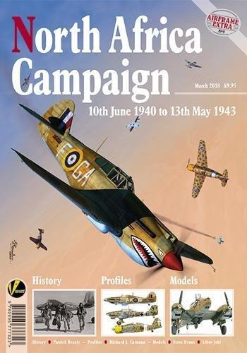 North Africa Campaign (Airframe Extra) por Patrick Branly
