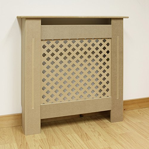 Roost Extra Small MDF Radiator Cover Cabinet - Buy Online in Oman